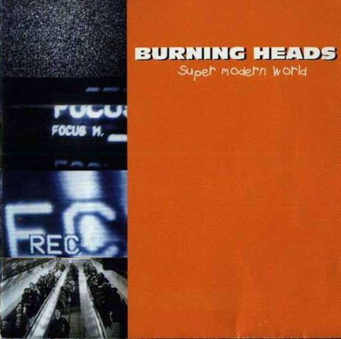 Burning Heads - Burning Heads