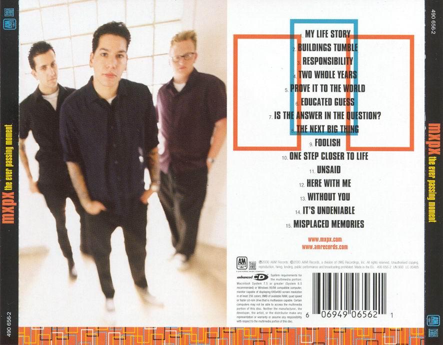 MxPx - Let It Happen (Deluxe Edition)